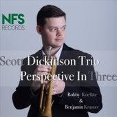 Perspective in Three von Scott Dickinson Trio
