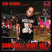 Dancehall Night, Vol. 1 von Various Artists