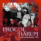 Transmissions '69 (live) de Procol Harum