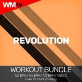 Revolution (Workout Bundle / Even 32 Count Phrasing) de Workout Music Tv