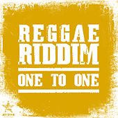 Reggae Riddim: One To One de Various Artists