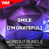 Smile (I'm Grateful) (Workout Bundle / Even 32 Count Phrasing) de Workout Music Tv