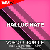 Hallucinate (Workout Bundle / Even 32 Count Phrasing) de Workout Music Tv