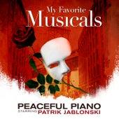 My Favorite Musicals: Peaceful Piano de Patrik Jablonski