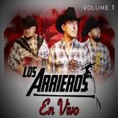 Los Arrieros En Vivo, Vol. 1 (Live) von Los Arrieros
