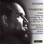 Oistrakh and Tchaikovsky by David Oistrakh