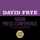 Nixon Press Conference (Live On The Ed Sullivan Show, February 8, 1970) de David Frye