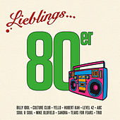 Lieblings... 80er von Various Artists