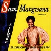 Eyebana Vol. 2, 1980-1984 by Sam Mangwana