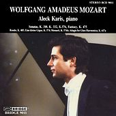 Aleck Karis: Mozart Recital by Aleck Karis