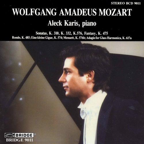 Aleck Karis: Mozart Recital by Aleck Karis