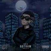 Gotham (Freestyle #3) de Djé K