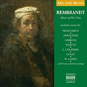 Art & Music: Rembrandt - Music of His Time de Various Artists