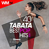 40 Tabata Best Pop Hits 2020 For Fitness & Workout (20 Sec. Work and 10 Sec. Rest Cycles With Vocal Cues / High Intensity Interval Training Compilation for Fitness & Workout) de Workout Music Tv