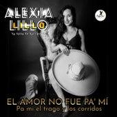 El Amor No Fue Pa' Mí de Alexia Lillo