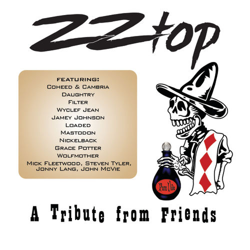 ZZ Top – A Tribute From Friends by Various Artists