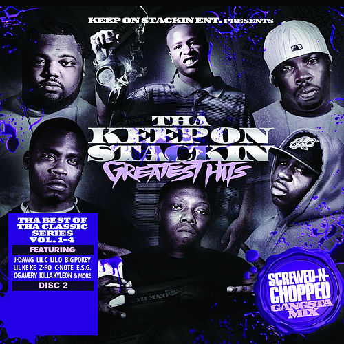 Keep On Stackin G. Hits (Disc 2) by Various Artists