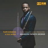 J.S. Bach, Boulez, Aho & Prokofiev: Flute Sonatas & Solo Works von Brandon Patrick George