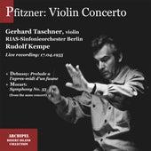 Rudolf Kempe and Gerhard Taschner (Live) de RIAS - Sinfonieorchester