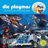 Folge 72: Ein Geheimcode für die Galaxy Police (Das Original Playmobil Hörspiel) von Die Playmos