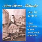 Melander, Stina-Britta: Fran 1 till 80 ar de Various Artists