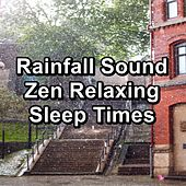 Rainfall Sound Zen Relaxing Sleep Times by Thunderstorm Sound Bank