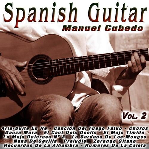 Spanish Guitar - Vol.2 by Manuel Cubedo