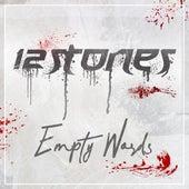 Empty Words de 12 Stones