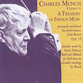 Munch conducts a Treasury of French Music von Various Artists