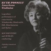 Ruth Posselt - American Violinist von Various Artists
