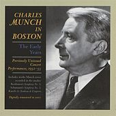 Munch in Boston: The Early Years von Various Artists