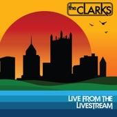 Live from the Livestream de The Clarks