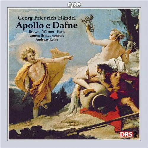 Handel: Apollo e Dafne by Various Artists