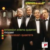 Mozart: Prussian Quartets by Emerson String Quartet