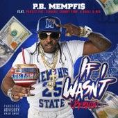 If I Wasn't (Period) [feat. Project Pat, 2 Chainz, Skinny Pimp & 8 Ball & M J G] von Pb Mempfi$
