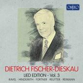 Dietrich Fischer-Dieskau: Lied-Edition, Vol. 3 de Various Artists