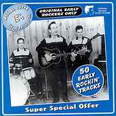 Original Early Rockers Only by Various Artists