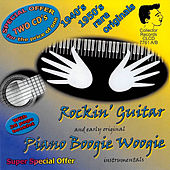 Rockin' Guitar and Early Original Piano Boogie Woogie by Various Artists