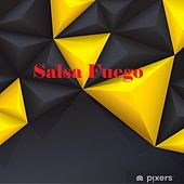 Salsa Fuego de Orquesta La Solucion, Óscar de León, Pedro Conga, Oscar D'León, alex d'castro, Maelo Ruiz
