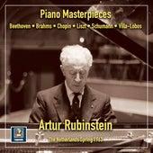 Holland Recital Beethoven - Brahms - Chopin - Liszt - Schumann de Artur Rubinstein