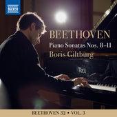 Beethoven 32, Vol. 3: Piano Sonatas Nos. 8-11 de Boris Giltburg