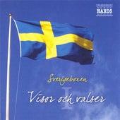 Sverigeboxen - Filharmoni Och Folkton von Various Artists