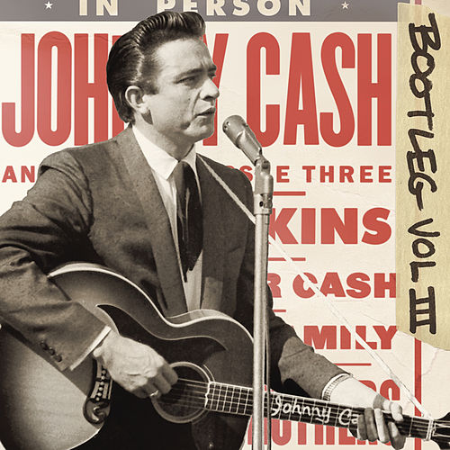 Bootleg 3: Live Around The World by Johnny Cash