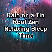 Rain on a Tin Roof Zen Relaxing Sleep Time by Deep Sleep Meditation