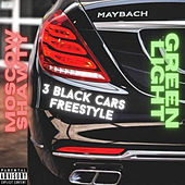 3 BLACK CARS FREESTYLE (feat. Greenlight) de Moscow Shawty