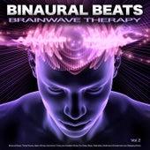 Binaural Beats Brainwave Therapy: Binaural Beats, Theta Waves, Alpha Waves, Isochronic Tones and Ambient Music For Deep Sleep, Relaxation, Brainwave Entrainment and Sleeping Music, Vol. 2 de Binaural Beats