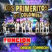 Función en Directo Desde Torreón (Live) de Primeritos de Colombia