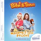 Hörbuch zur Serie: Wahrheit oder Pflicht (Teil 2) von Bibi & Tina