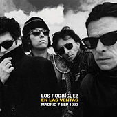En Las Ventas 7 septiembre 1993 (En directo) van Los Rodriguez