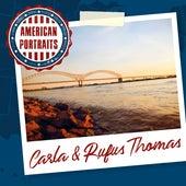 American Portraits: Carla and Rufus Thomas von Carla Thomas